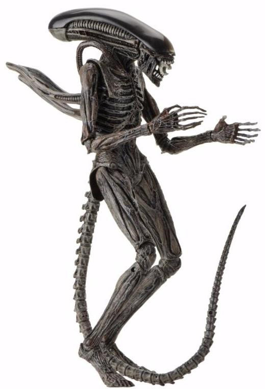 ALIEN COVENANT 7 XENOPORH FIGURE