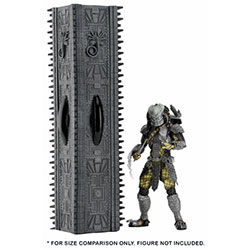 ALIEN VS PREDATOR PYRAMID PILLAR