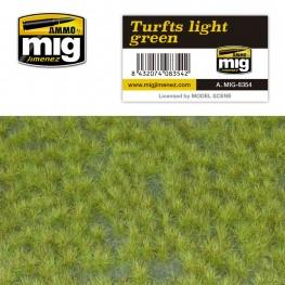 AMMO Grass Mats: Light Green Turf