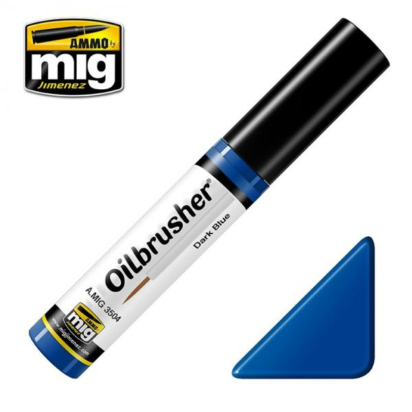 AMMO Oilbrusher: Dark Blue