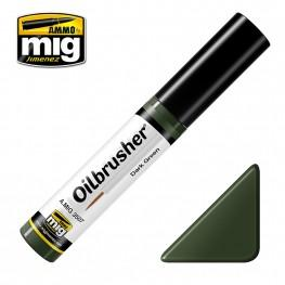 AMMO Oilbrusher: Dark Green