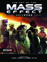 ART OF THE MASS EFFECT UNIVERSE (Hardcover)
