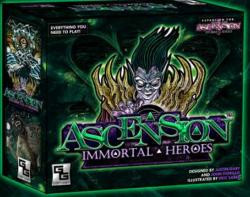 Ascension: Immortal Heroes [Damaged]