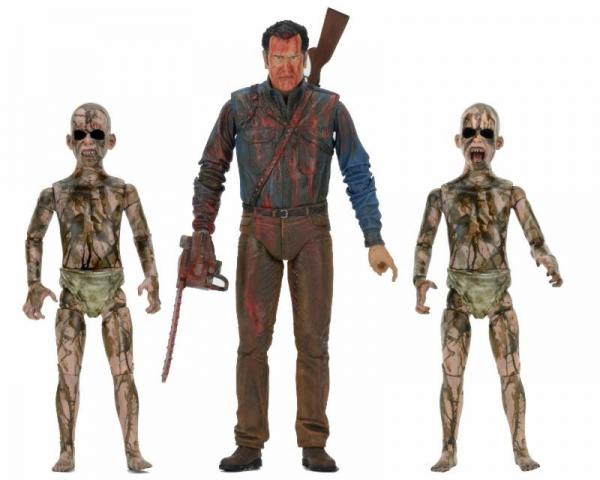 ASH VS EVIL DEAD BLOODY ASH/DEMON SPAWN