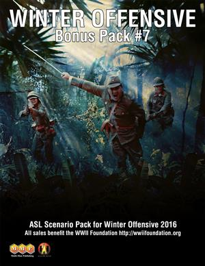ASL Winter Offensive Bonus Pack #7 (2016)