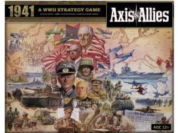 Axis & Allies 1941 [Damaged]