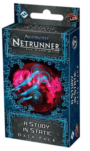 Android: Netrunner: A Study In Static [SALE]