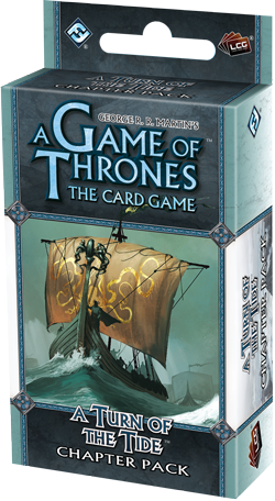 A Game of Thrones LCG: A Turn of the Tide (SALE)