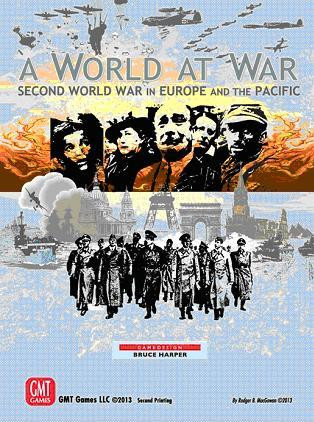 A World at War: The Ultimate WWII Strategy Game [Damaged]