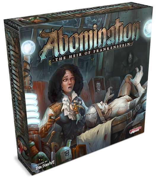 Abomination: The Heir of Frankenstien [DAMAGED]