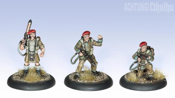 Achtung! Cthulhu: Badgers Commandos (3)