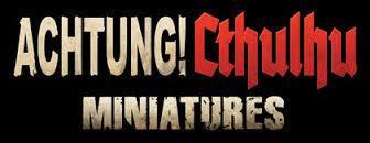 Achtung! Cthulhu: Mythos Miniatures Collection 2
