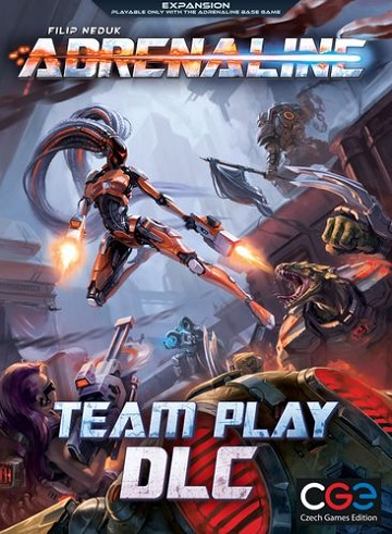 Adrenaline:Team Play DLC