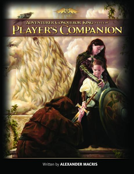 Adventurer Conqueror King System: Players Companion