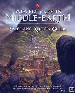 Adventures In Middle Earth: Bree-Land Region Guide (5e)