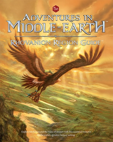 Adventures In Middle Earth: RHOVANION REGION GUIDE