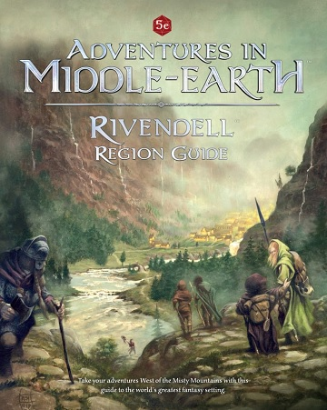 Adventures In Middle Earth: Rivendell Region Guide
