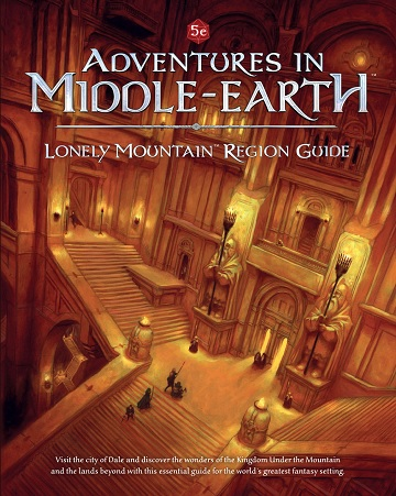 Adventures in Middle-Earth: Lonely Mountain Region