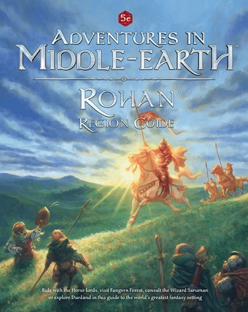 Adventures in Middle Earth: Rohan Region Guide