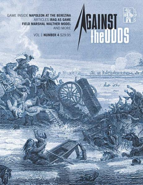 Against the Odds #04 - Vol. 1 Num. 4: Napoleon at the Berezina