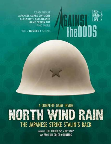 Against the Odds #05 - Vol. 1 Num. 2:  North Wind Rain