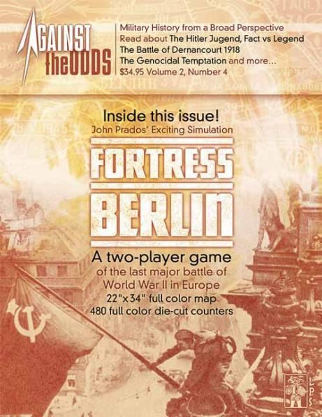 Against the Odds #08 - Vol. 2 Num. 4: Fortress Berlin