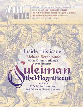 Against the Odds #09 - Vol. 3 Num. 1: Suleiman the Magnificent