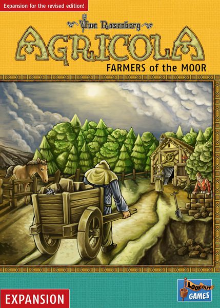 Agricola (Revised Edition): Farmer Of The Moor
