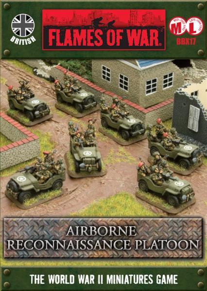 Battlefront Miniatures - Flames of War: British: Airborne