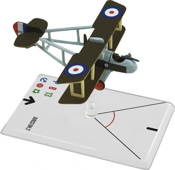 Wings Of Glory (WWI): Airco DH.2 (Andrews)