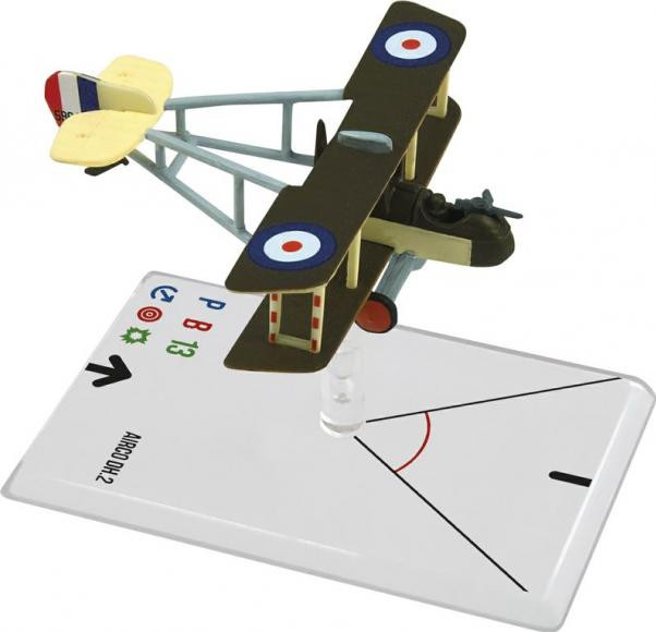 Wings Of Glory (WWI): Airco DH.2 (Hawker)