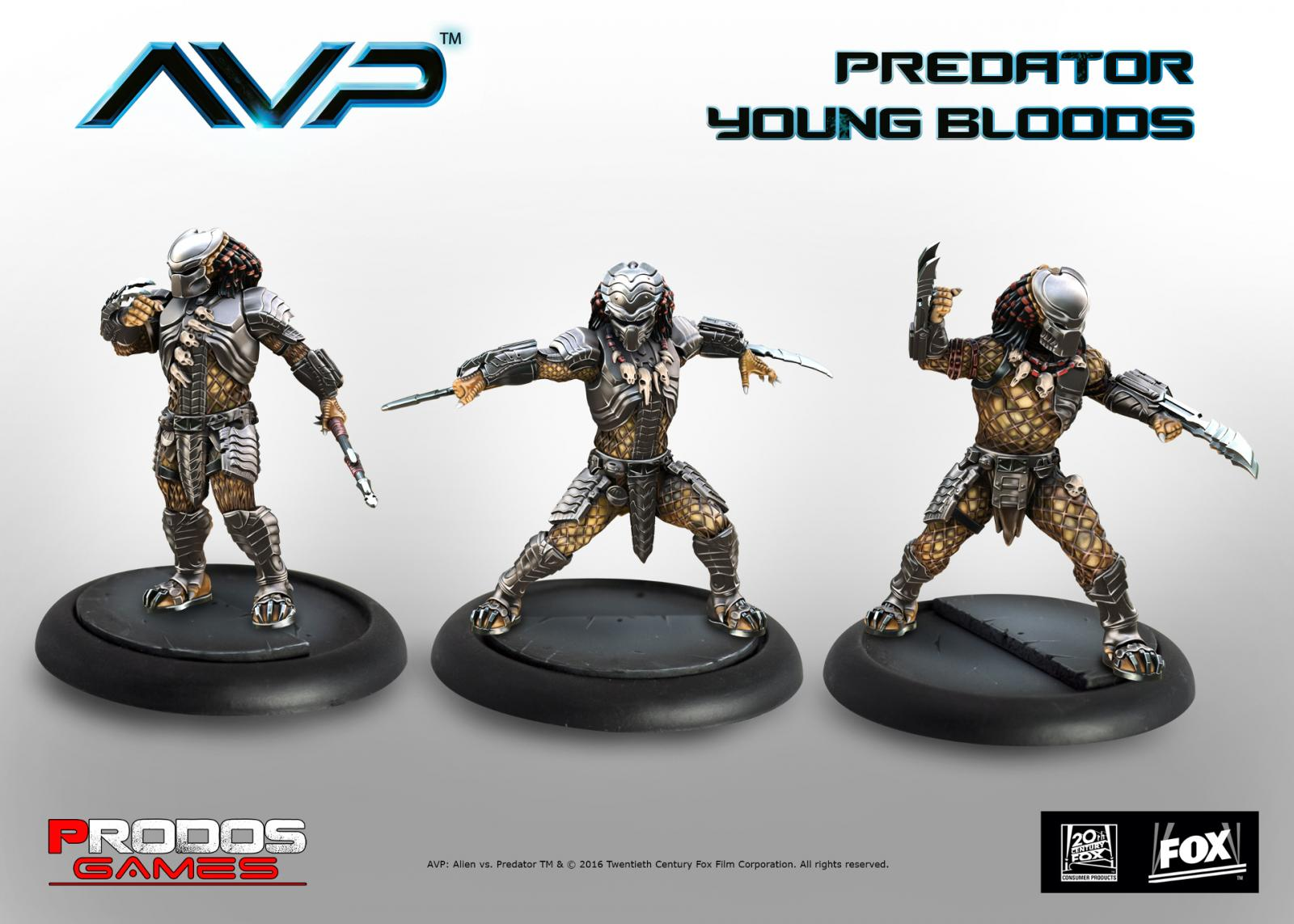 Alien vs Predator: Young Bloods