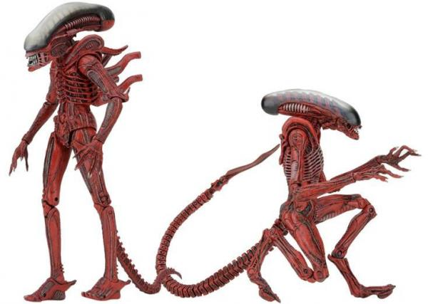 "Aliens: 7"" Figure: Genocide Big Chap & Dog Alien"