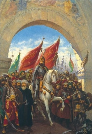 Anatolian Puzzles: ENTERING CONSTANTINOPLE