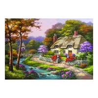 Anatolian Puzzles: Spring Cottage