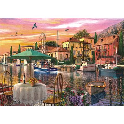 Anatolian Puzzles: Sunset Harbour