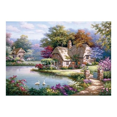 Anatolian Puzzles: Swan Cottage