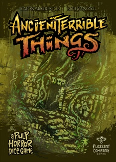 Ancient Terrible Things (2nd Edition)