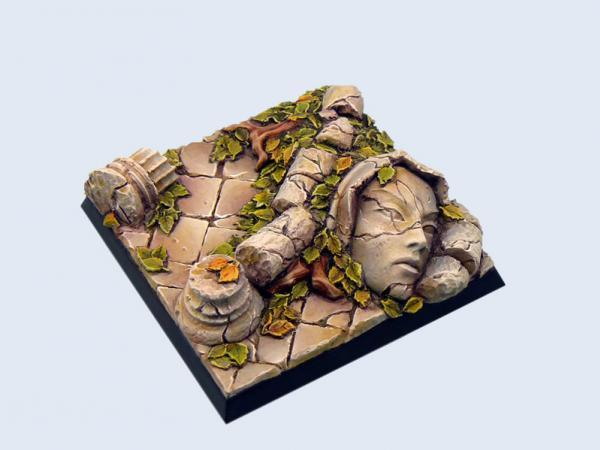 Micro Art Studio: Ancient Bases: 50x50mm