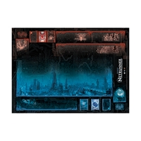 Android: Netrunner Playmat: System Breach Two Player Playmat