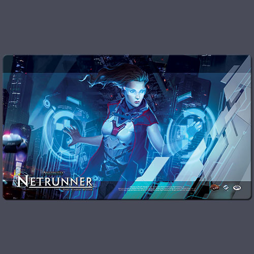 Android: Netrunner Playmat: The Masque [SALE]