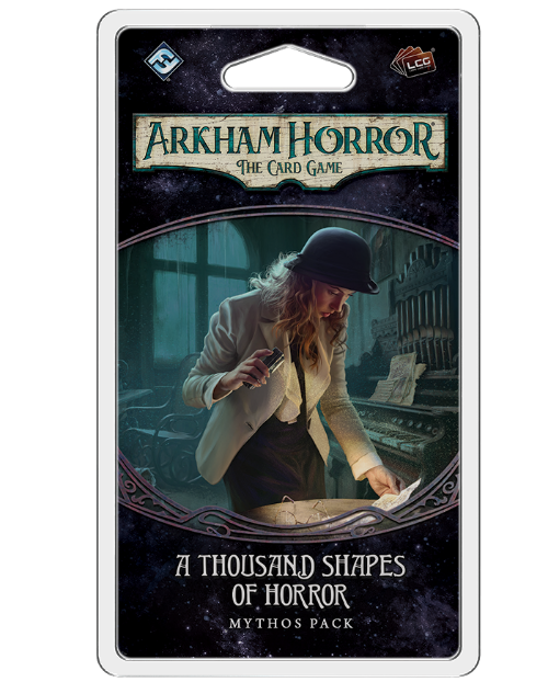 Arkham Horror The Card Game: A Thousand Shapes