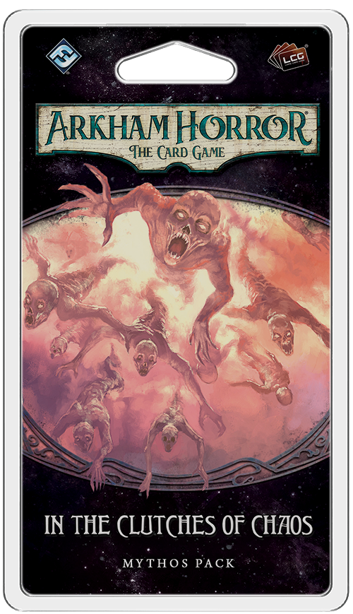 Arkham Horror: The Card Game- In the Clutches of Chaos