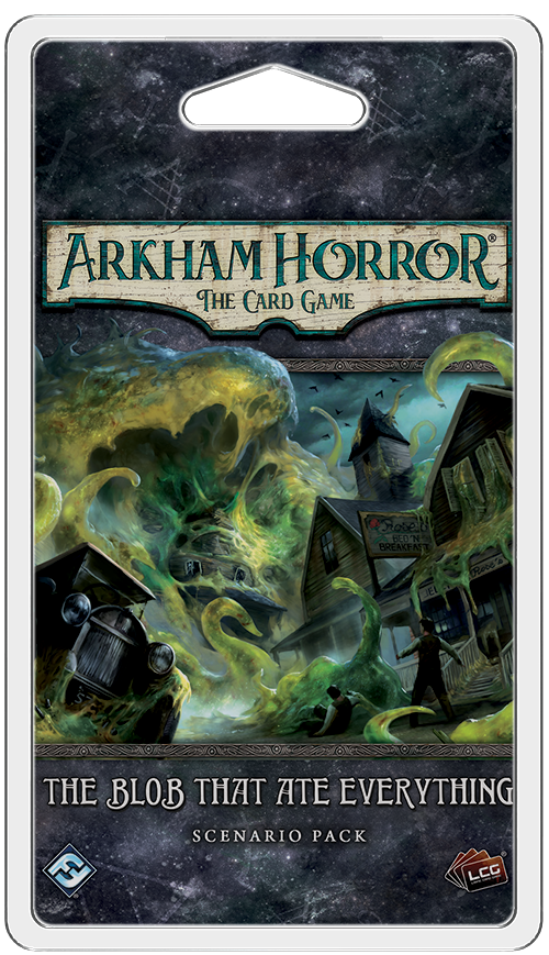 Arkham Horror The Card Game: The Blob Who Ate Everything