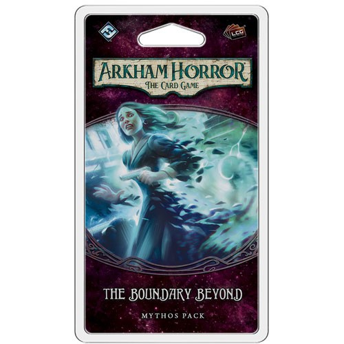 Arkham Horror The Card Game: The Boundary Beyond [Mythos Pack]