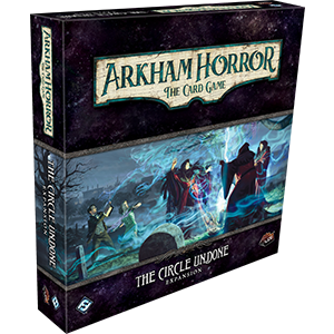 Arkham Horror: The Card Game- The Circle Undone