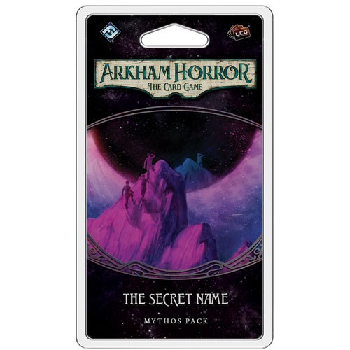 Arkham Horror The Card Game: the Secret Name