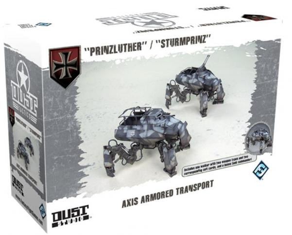 Dust Tactics/ Warfare: Axis: Armored Transport