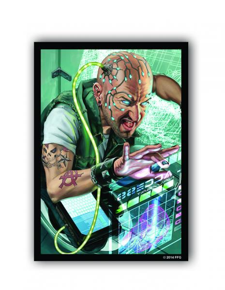 Art Sleeves: Android Netrunner: Inside Job [SALE]