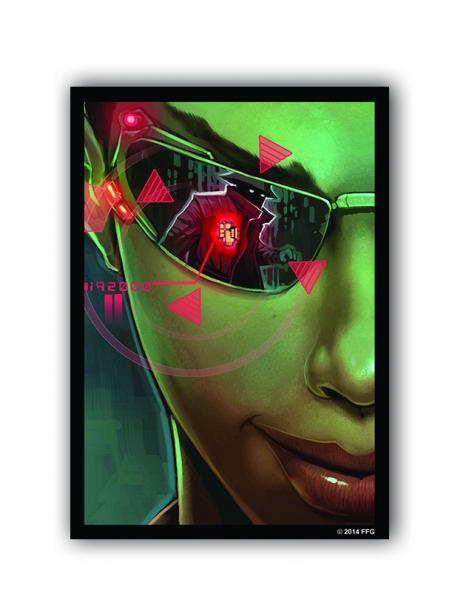 Art Sleeves: Android Netrunner: Posted Bounty [SALE]